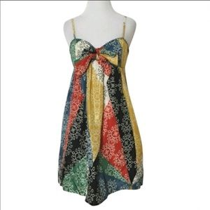 BCBG Maxazria Silk Dress sz 0